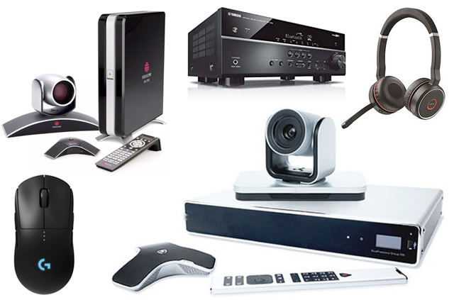 Audio/Video Conferencing, Audio/Video Electronics
