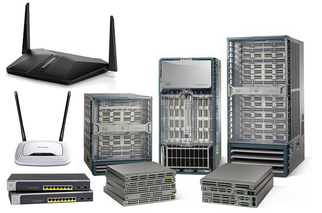 Networking Equipment's and Accessories