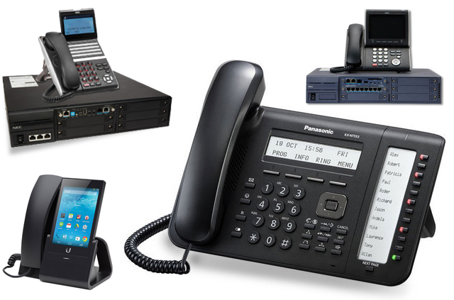Telephones & Telecom Products